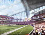 Minnesota Vikings Unveil Stadium Design
