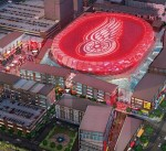 New Detroit Red Wings Arena to Open in 2017