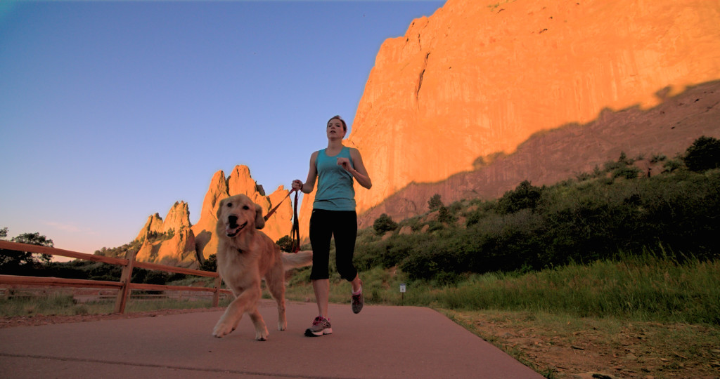 Garden of the Gods - Niki & Chiefers