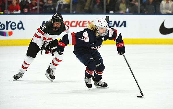 Photo courtesy of USA Hockey