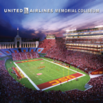 United Airlines Reaches Naming Rights Deal for Los Angeles Memorial Coliseum