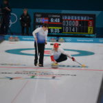 Curling Mixes Things Up
